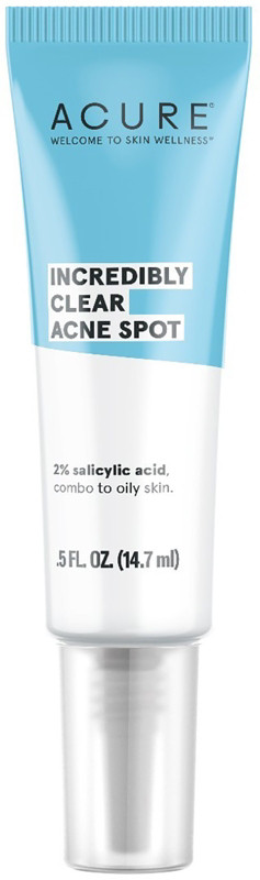 Incredibly Clear Acne Spot